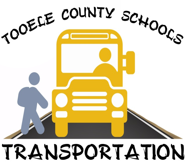 Tooele County School District Transportation website graphic