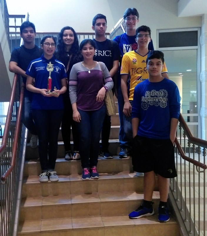 VMHS TMSCA UIL State Competitors
