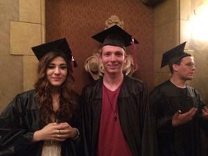 graduation photo