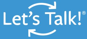 Let's Talk Logo=