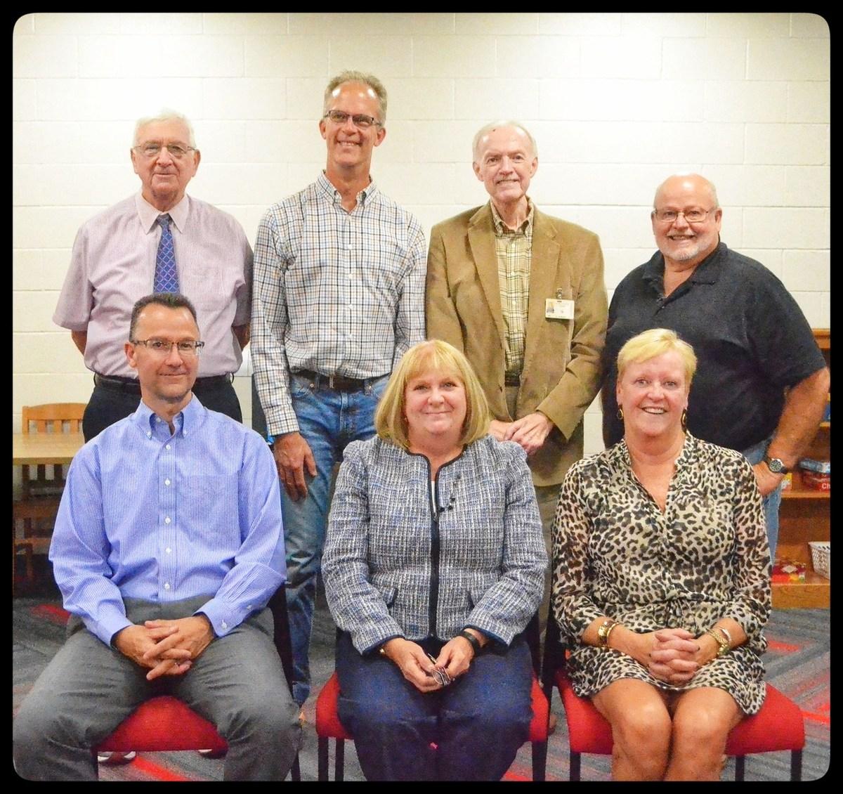 Board of Education Members