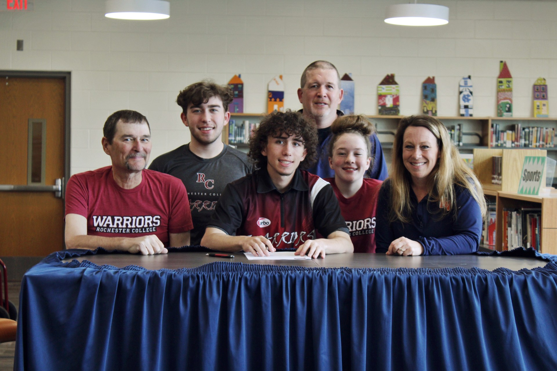 Zach Postma - Rochester College, Bowling Scholarship