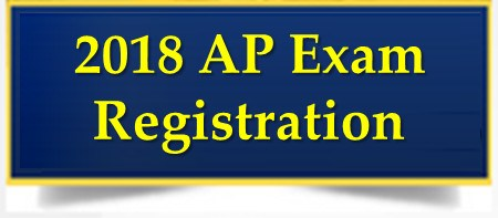 2018 AP Exam Registration Thumbnail Image