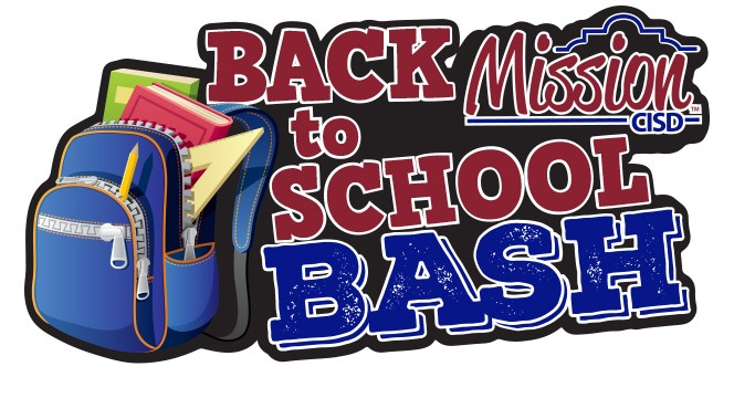 Back to School Bash event logo