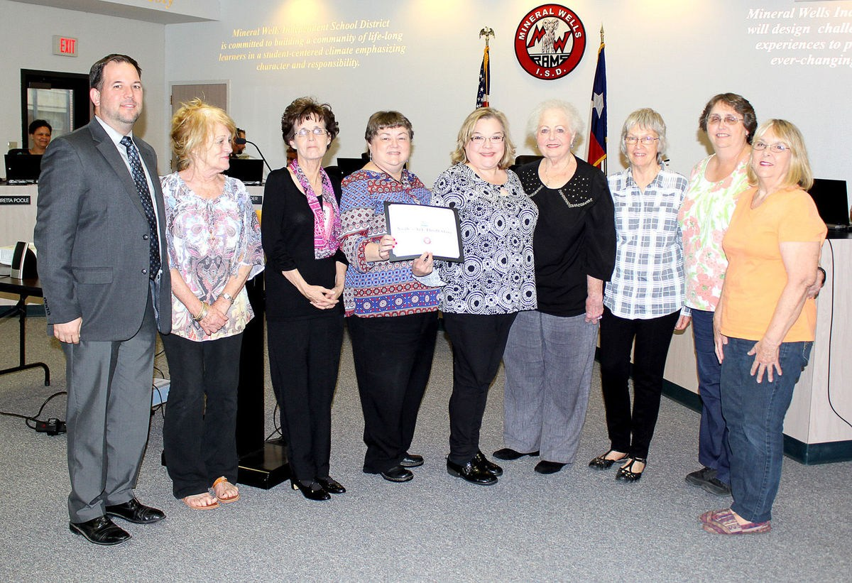 Noah's Ark Honored as Partners in Education