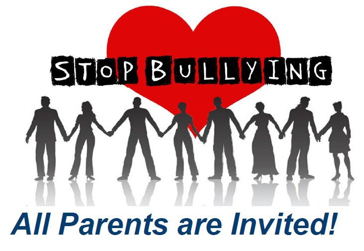 Stop Bullying Parent Invite