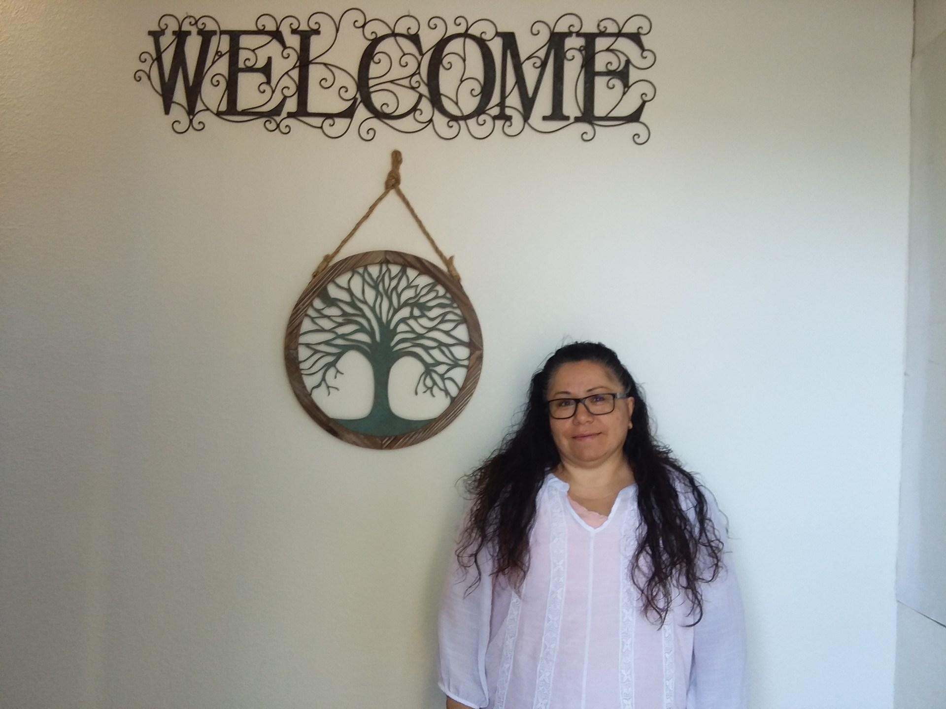 Maria Reyes - Spanish Community Outreach Assistant