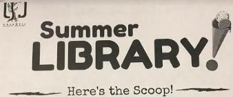 Summer Library! Thumbnail Image