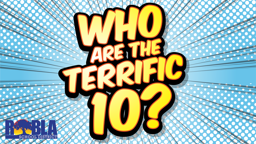 Who are the Terrific Ten?
