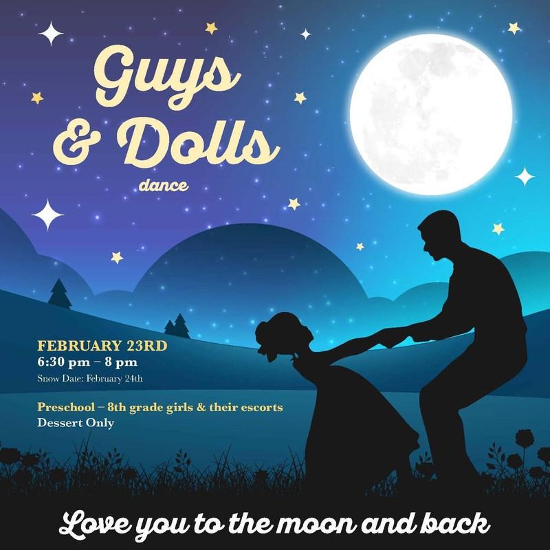 Guys and Dolls Dance Thumbnail Image
