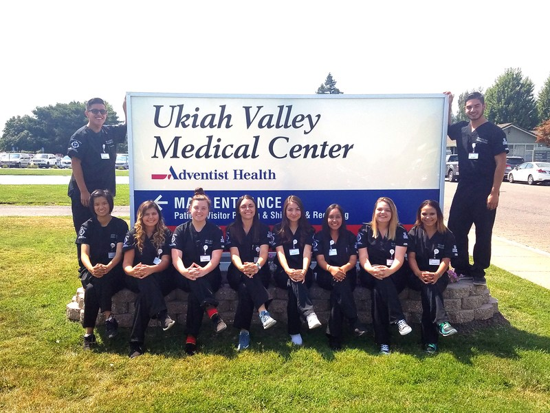 Local Students Participate in Intensive Healthcare Internship Thumbnail Image