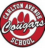 circle with carlton avenue cougars with paws