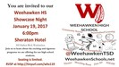 Weehawken High School Showcase Night