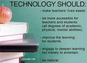 The Benefits of Technology Use in the Classroom