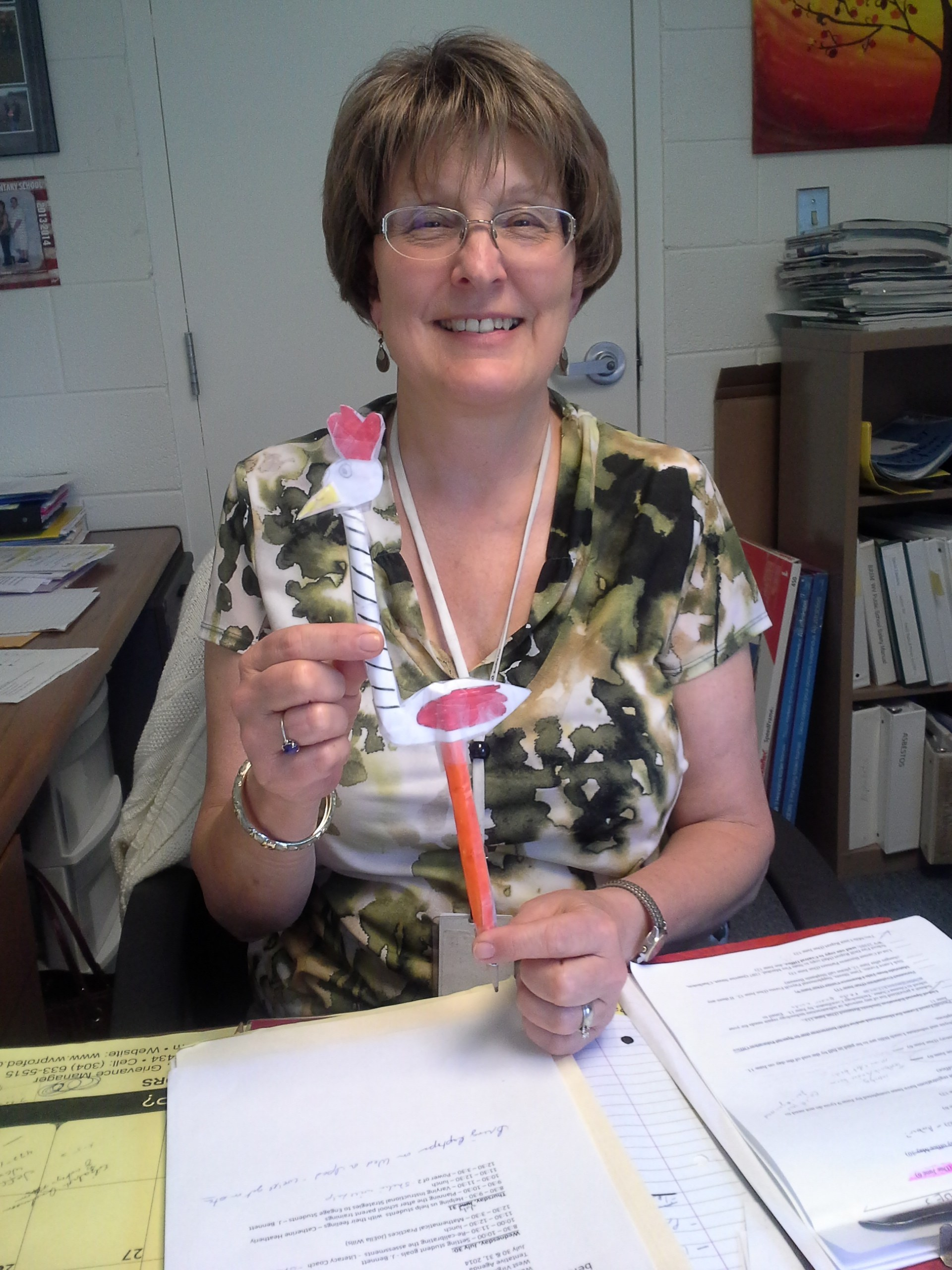 Principal Jeanne Bennett