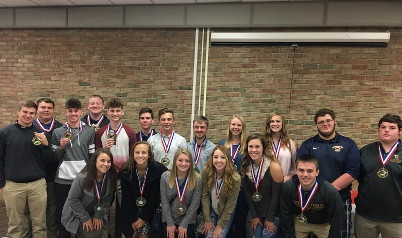 Fall Sports All County Recipients Thumbnail Image