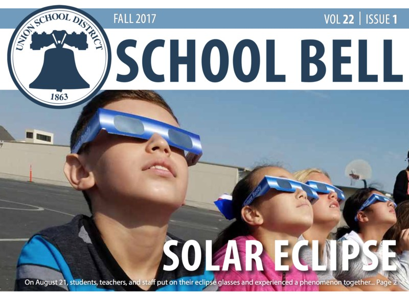 School Bell Fall 2017 Featured Photo