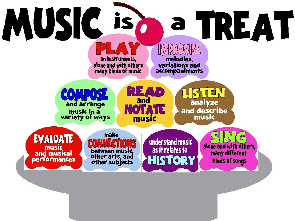 Music is a Treat logo