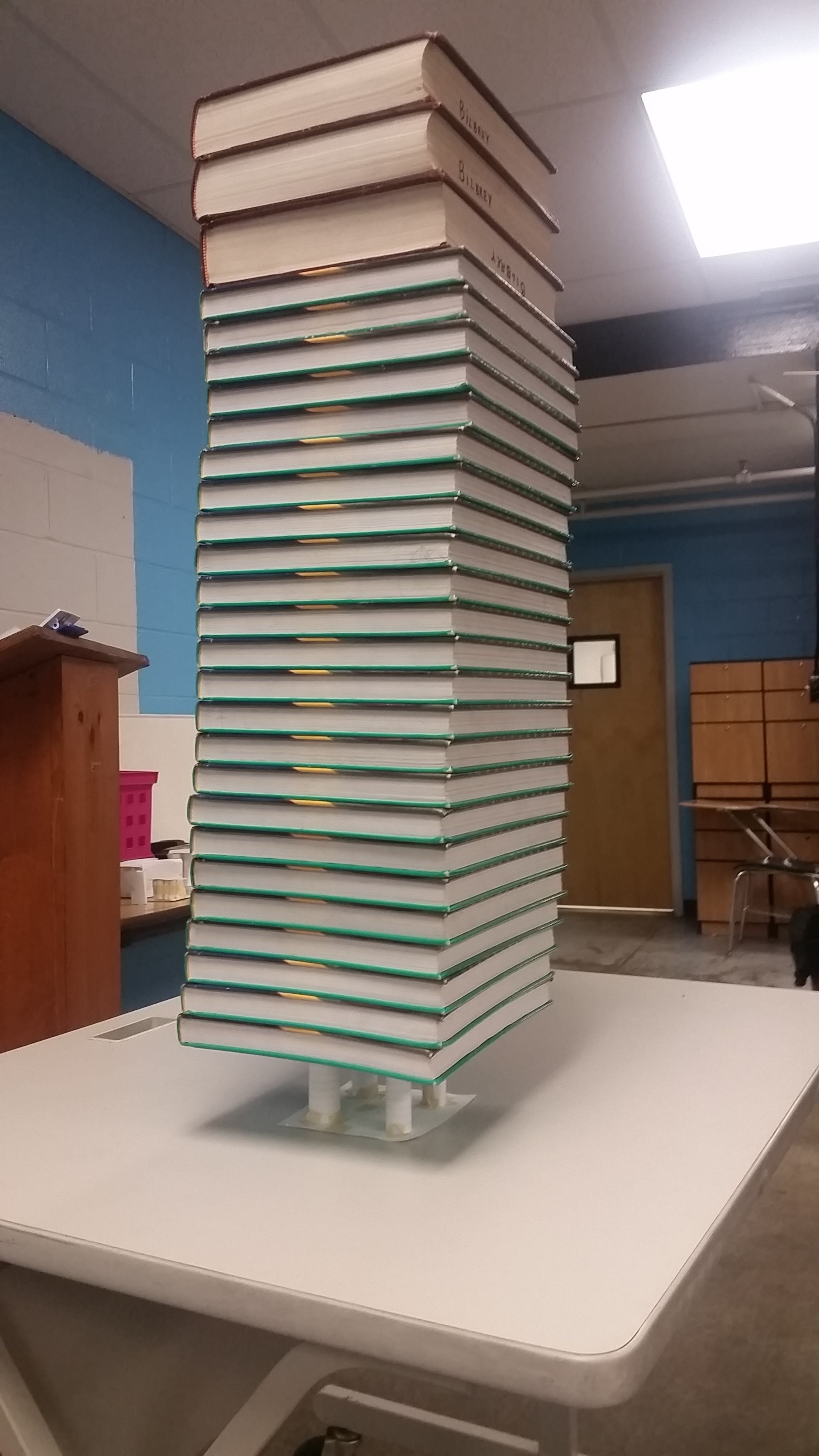 Index Card Structures