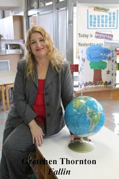 2017-2018 Teacher of the Year Nominee