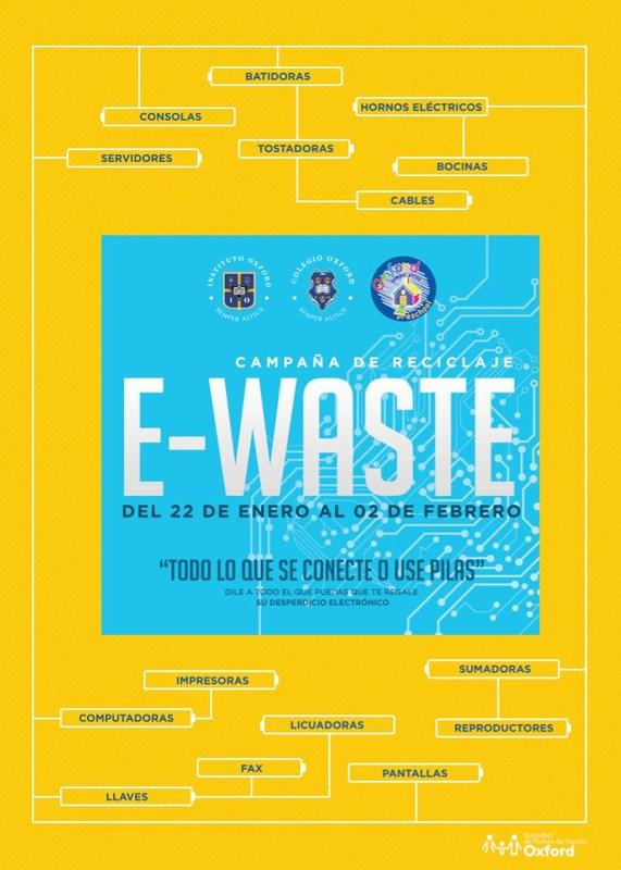 Campaña de reciclaje. Featured Photo