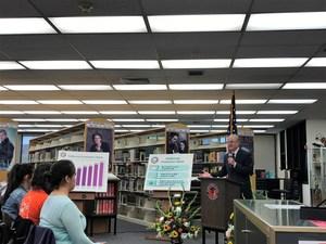 State Superintendent Tom Torlakson visit WHS