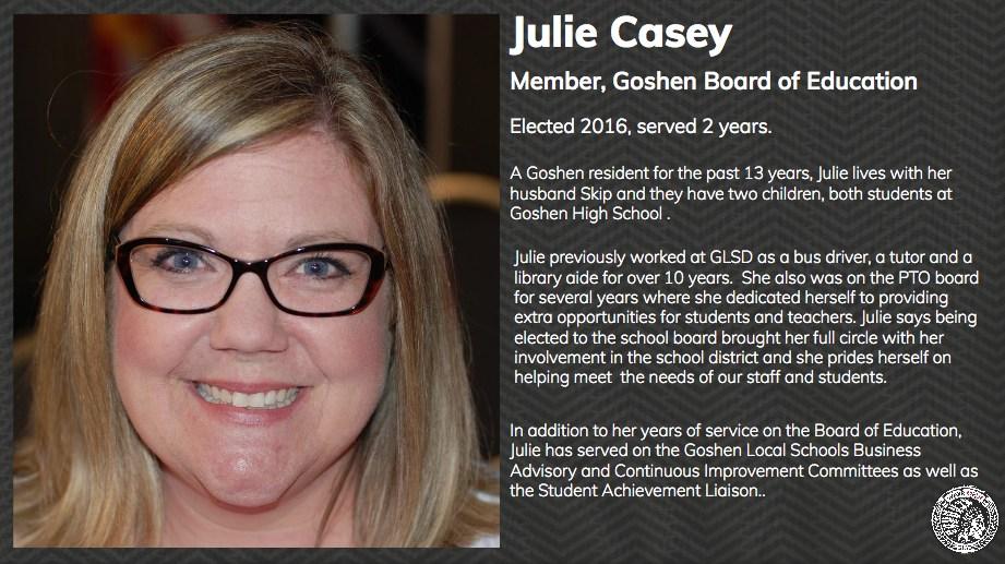 July Casey