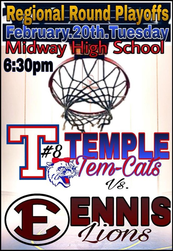 Tem-Cat Basketball Regional Quarterfinals