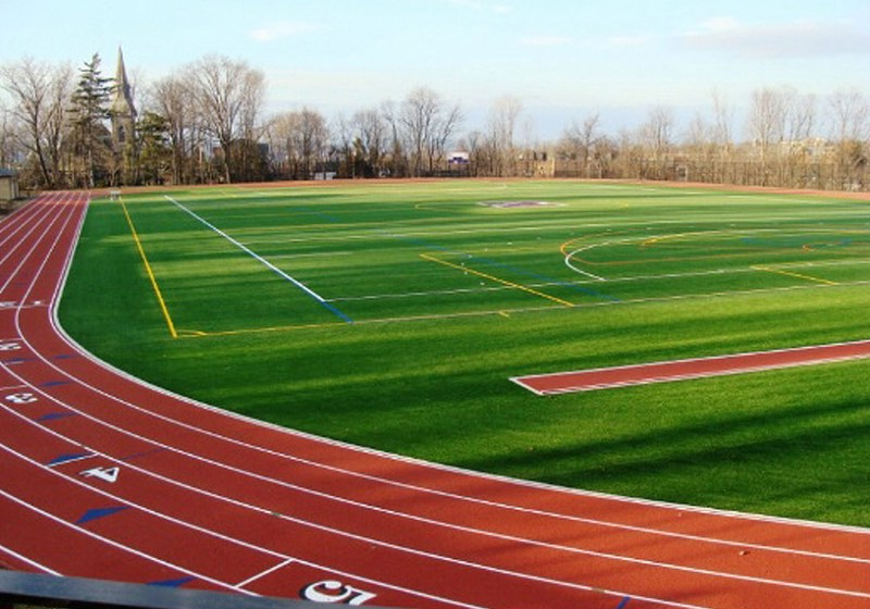 Track and Soccer Field