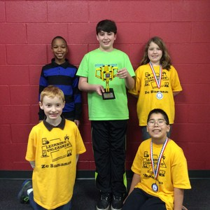 Lego League Teams 2014