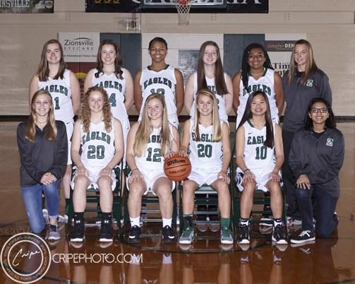 2017-18 Freshmen Girls Basketball