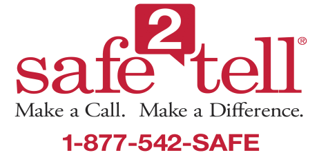 Safe 2 Tell logo