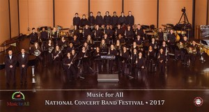WHS Wind Ensemble Band