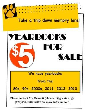 Yearbook Sale Flyer.JPG