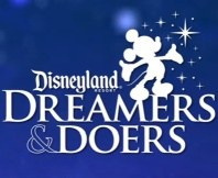 Disney Dreamers and Doers logo
