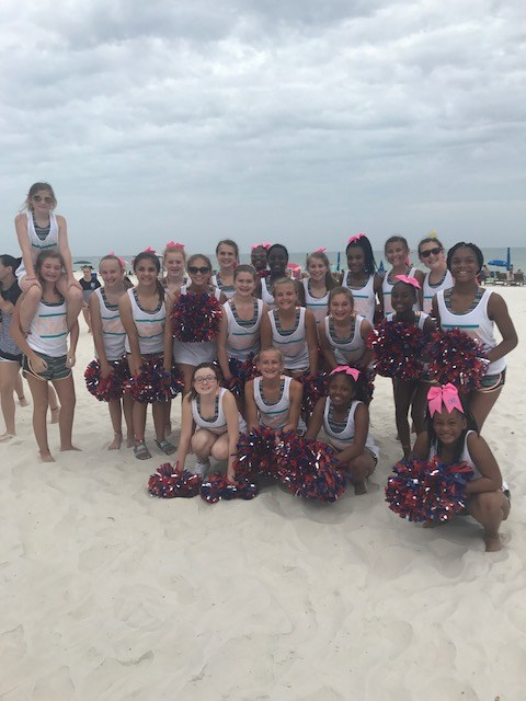 Panama City Beach Cheer Camp