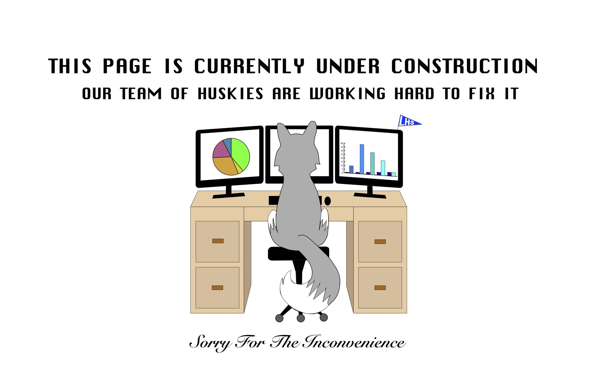 Page 'Under Construction' Placeholder