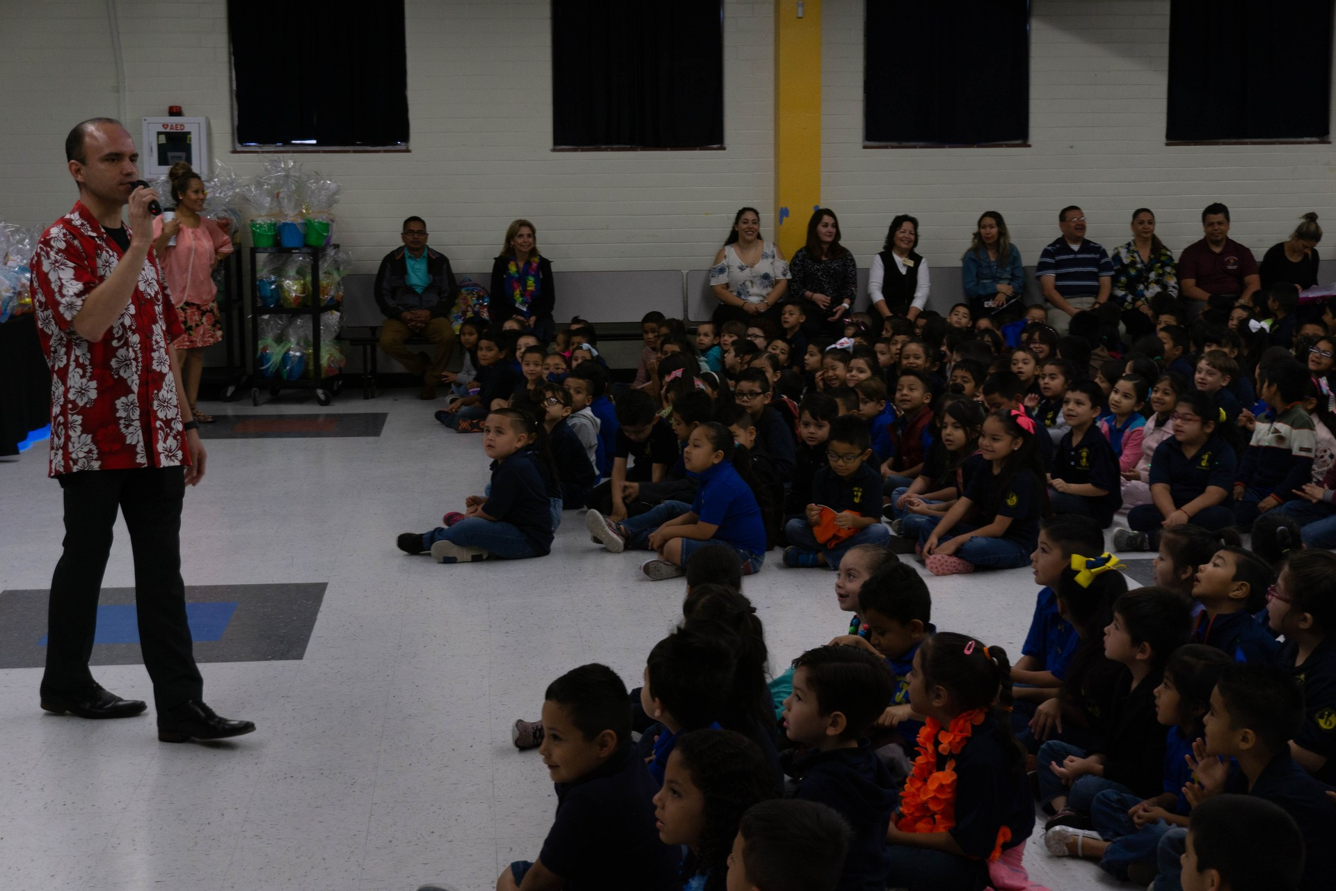 teacher appreciation week assembly 1