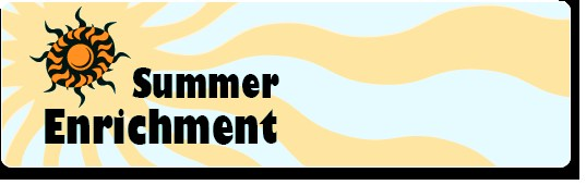 Summer Enrichment graphic