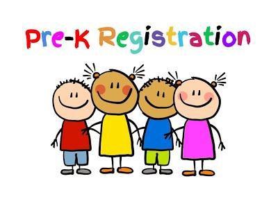 Pre-K Registration Dates Thumbnail Image
