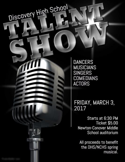 Discovery HS Talent Showcase