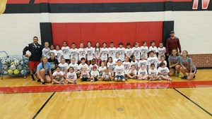 k-5th grade Ram soccer camp