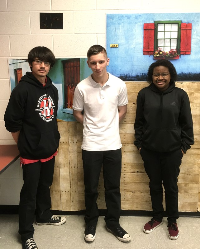 Three Harvey Students Selected To Serve On The Cleveland International Film Festival Student Selection Committee Thumbnail Image