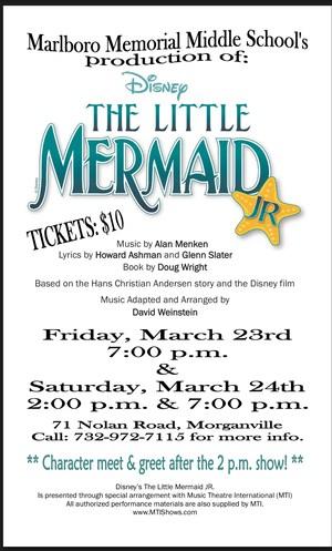 The Little Mermaid Flyer