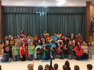 Bonita Springs is filled with superheroes