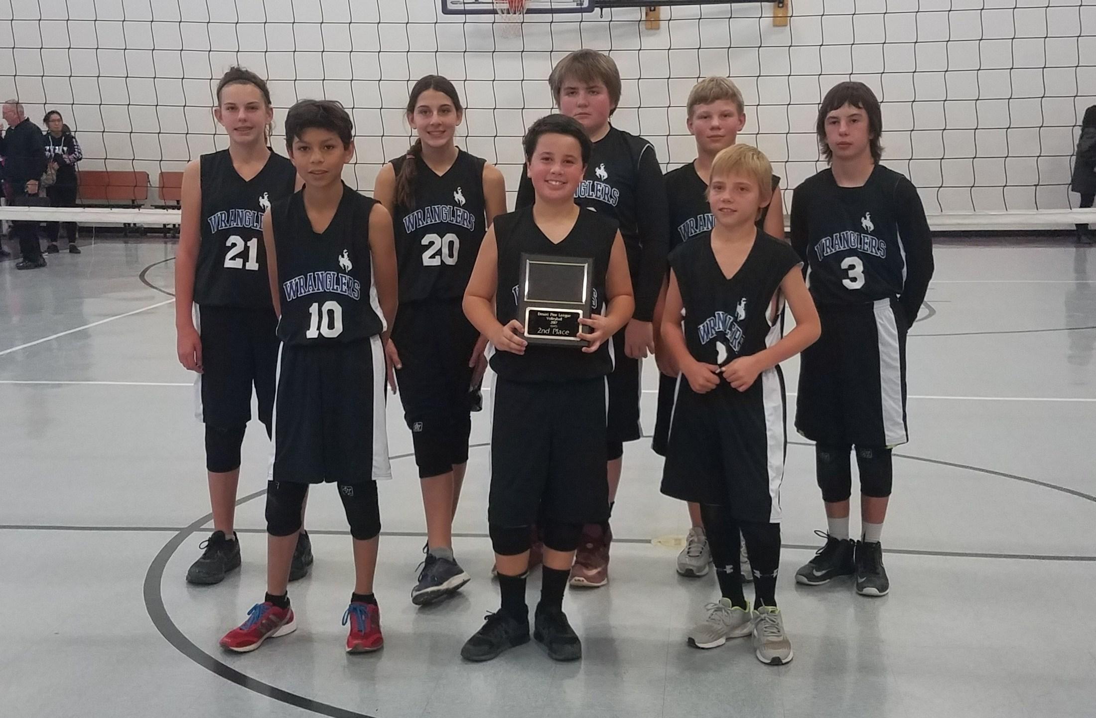Wranglers 2018 Team