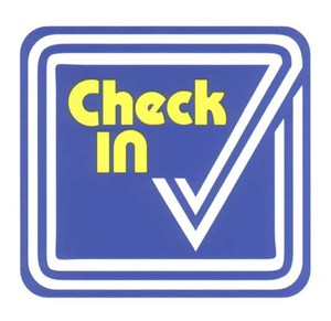 Summer Check-In Information Graphic