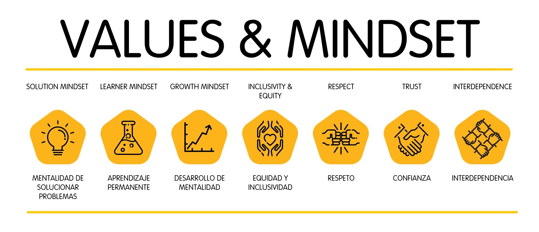 Values and Mindset