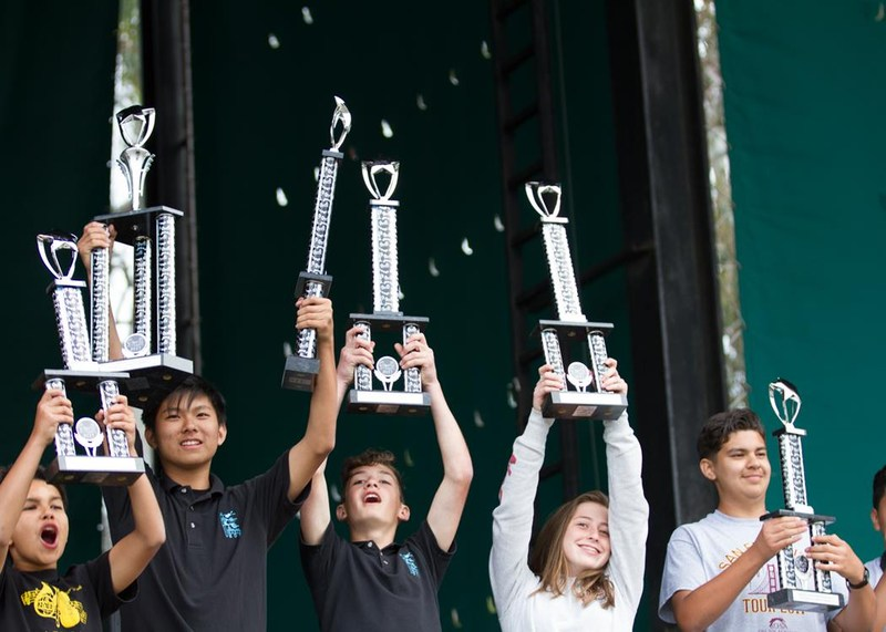 Easterbrook Discovery Middle School Students Excel at Local Music Festival Thumbnail Image