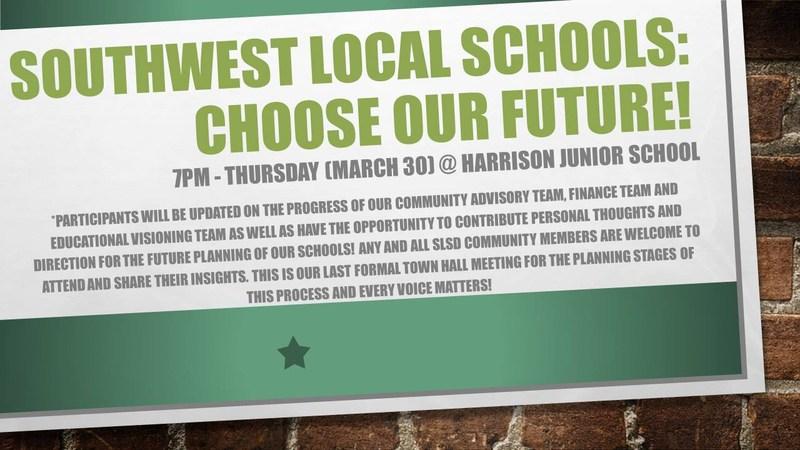 SLSD:  Choose Our Future! Thumbnail Image